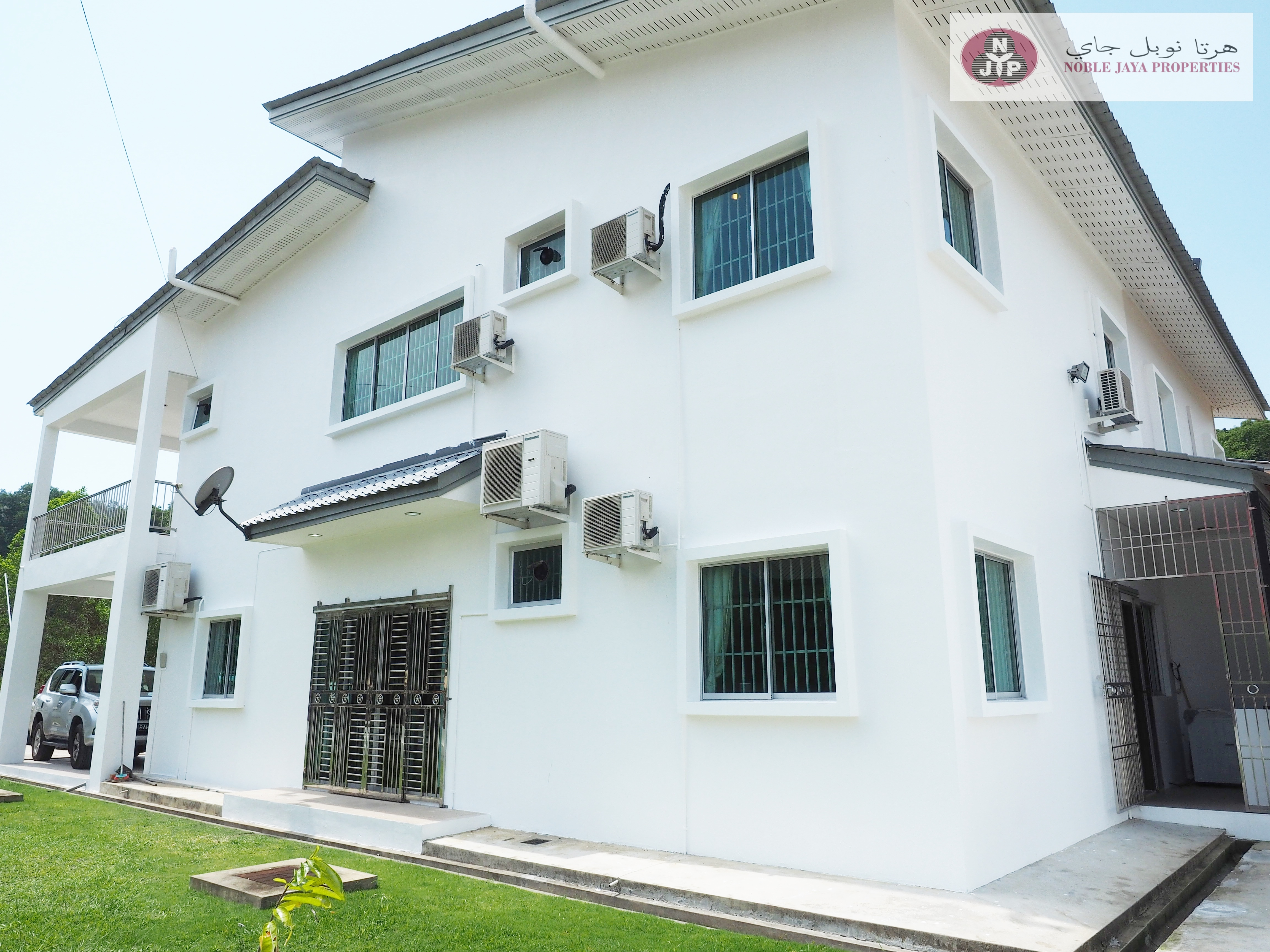 House for rent in Jalan Subok